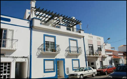 the apartment for rent in Cabanas in the Eastern Algarve